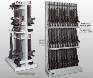 Weapon Storage Michigan